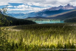 Emerald Lake, Yoho National Park, BC, Canada