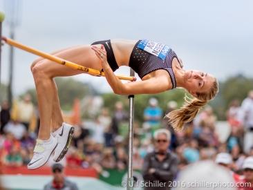 Brianne Theisen-Eaton: Olympic bronze medal heptathlon