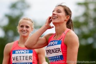 Anouk Vetter, Ellen Sprunger