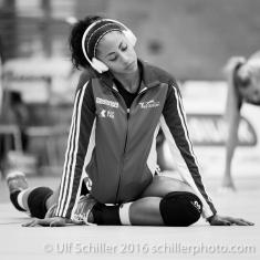 Chantale Riddle (USA): Top Scorer 2016, Swiss league