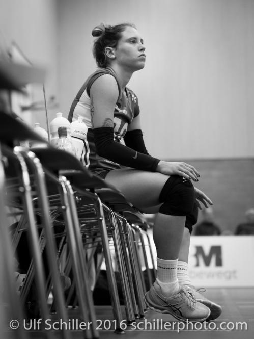 EDBERG Johanna, TS Volley Duedingen