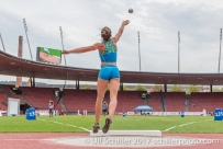 Shot put at the Swiss Nationals