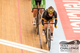 Jarmila MACHACOVA (TDP - TEAM DUKLA PRAHA, CZE) at the UCI TRACK CYCLING CHALLENGE 2017 on December, 20 2017 in Grenchen (Tissot Velodrome), Schweiz, Photo Credit: Ulf Schiller 2017