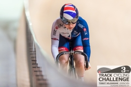 Georgia HILLEARD (GBR - GREAT BRITAIN NATIONAL TEAM, GBR) at the UCI TRACK CYCLING CHALLENGE 2017 on December, 21 2017 in Grenchen (Tissot Velodrome), Schweiz, Photo Credit: Ulf Schiller 2017