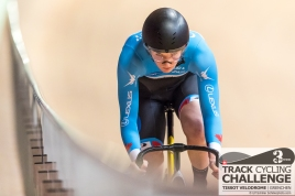 Amelia WALSH (CAN - Canada, CAN) at the UCI TRACK CYCLING CHALLENGE 2017 on December, 21 2017 in Grenchen (Tissot Velodrome), Schweiz, Photo Credit: Ulf Schiller 2017