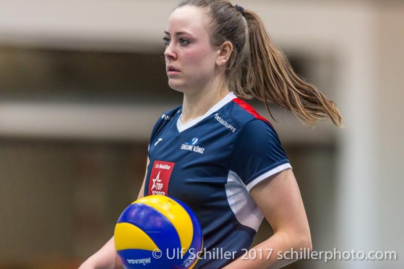 Volleyball CH: NLA Edelline Kšniz vs TS Volley Duedingen