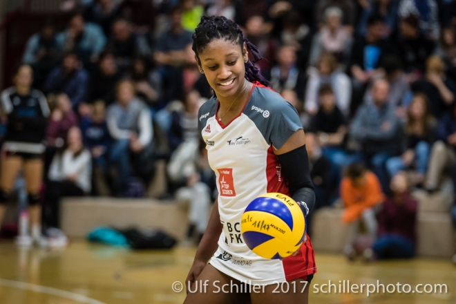 Volleyball NLA: TS Volley Duedingen vs Volero Zuerich