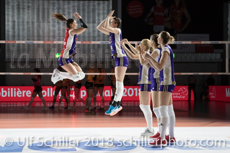 VOLLEYBALL CUP FINAL 2018