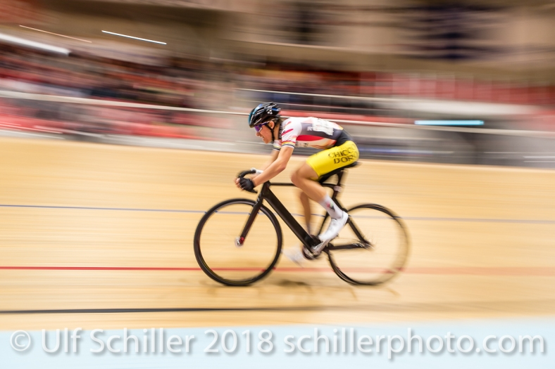 Nationaler Renntag Tissotvelodrome Jan 2018