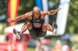 Damian Warner: Olympic bronze medalist decathlon