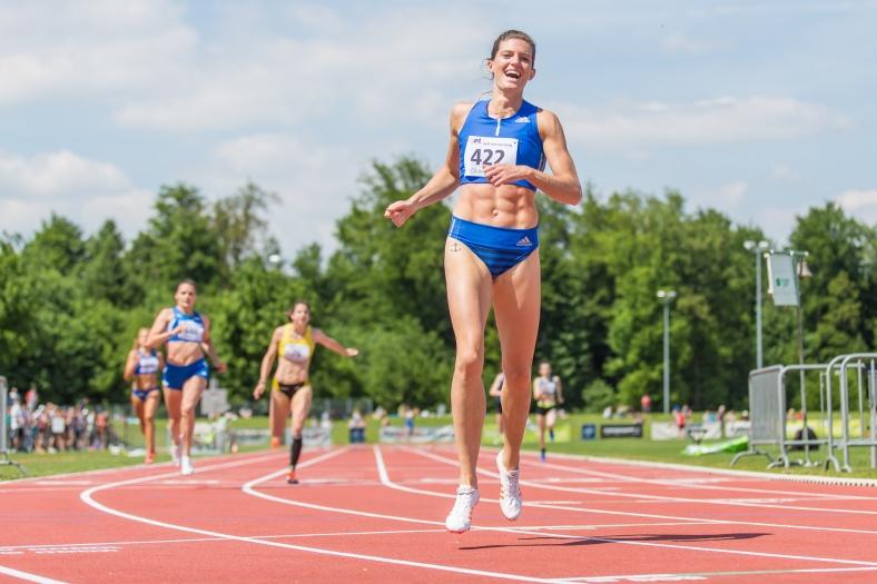 Leichtathletik - Nationales Auffahrtsmeeting , 25.05.2017