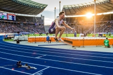 Karsten Warholm: World and European Champion 400 m Hurdles
