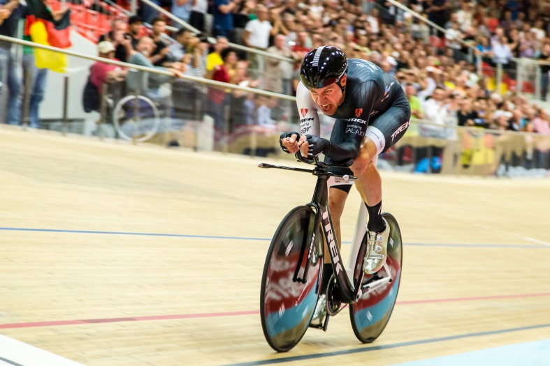 UCI Hour Record Attempt Sep 18, 2014