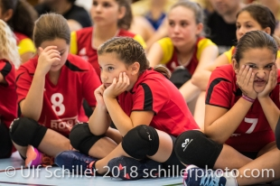 It's getting a little boring ;) Adults are talking, and talking, and talking, and... Volleyball Preseason 2018-19 Testmatch am 06.10.18 im Sportzentrum Leimacker in Duedingen (Schweiz).
