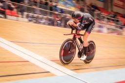 ARCHILBALD John, HUB - HUUB WATTBIKE TEST TEAM, GBR UCI Track Cycling Challenge C1 on December 19, 2018 at Tissot Velodrome in Grenchen (Switzerland).