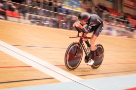 ARCHILBALD John, HUB - HUUB WATTBIKE TEST TEAM, GBR UCI Track Cycling Challenge C1 on December 19, 2018 at Tissot Velodrome in Grenchen (Switzerland).