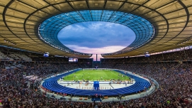 10000 m women Final European Athletics Championships am 08.08.18 im Olympiastadion in Berlin (Deutschland). European Athletics Championships on 08.08.18 at the Olympic Stadium in Berlin, Germany. Photo Credit: Ulf Schiller / ATHLETIX.CH