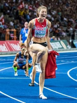 European Athletics Championships am 10.08.18 im Olympiastadion in Berlin (Deutschland). European Athletics Championships on 10.08.18 at the Olympic Stadium in Berlin, Germany. Photo Credit: Ulf Schiller / ATHLETIX.CH