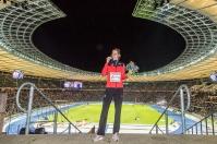 Fabienne Schlumpf gewinnt die Silbermedaille ueber 3000 m Steeple European Athletics Championships am 12.08.18 im Olympiastadion in Berlin (Deutschland). European Athletics Championships on 12.08.18 at the Olympic Stadium in Berlin, Germany. Photo Credit: Ulf Schiller / ATHLETIX.CH