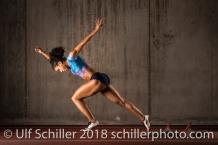 Mujinga Kambundji: 100m in 10.95 secs