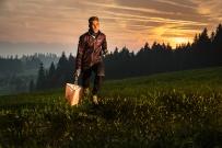 Orientierungsauf Shooting mit Florian Schneider am 19.10.18 im in Emmental (Schweiz).